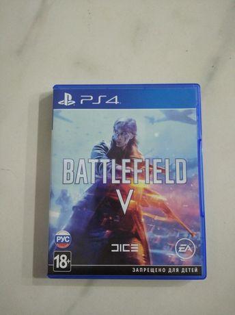 Игры для PS4/ПС4 Battle field 5, Call of Duty black ops3, Метро исход