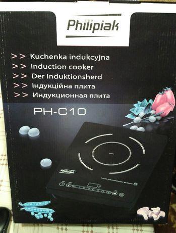 NOWA kuchenka płyta indukcyjna Philipiak PH-C10 - POMYSŁ NA PREZENT