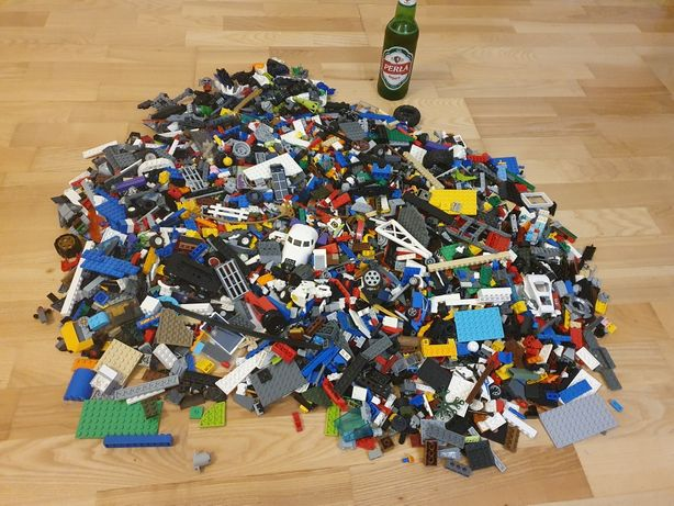 LEGO mix Batman star wars Ninjago city