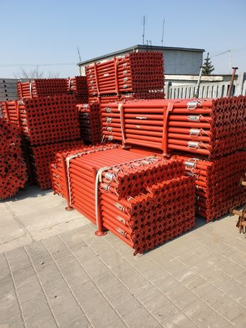 Podpora lakierowana 360 Nowa 10KN stemple sklejka szalunki