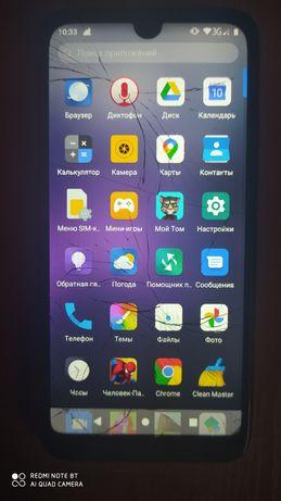 Мобильный телефон под восстановление или на запчасти