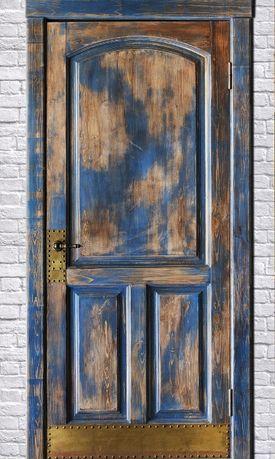 Двери деревянные в стиле LOFT ЛОФТ. Двери из дерева под заказ.