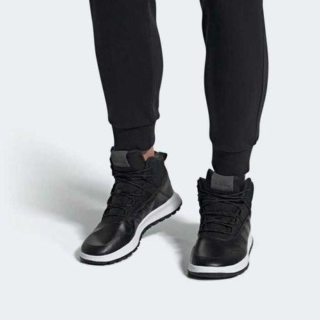Зимние Кроссовки Ботинки Adidas Fusion ST(41р по 45р) оригинал!-17%