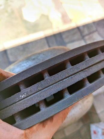 Тормозні диски передні Ferodo DDF2039 bmw f10,f11 5 серію