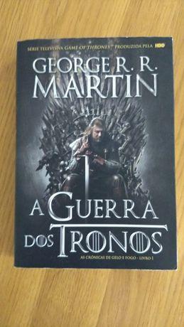 Guerra dos tronos - livro 1