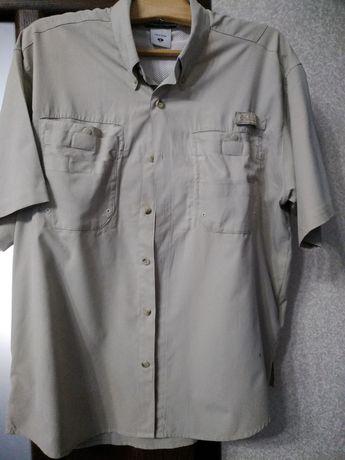 Рубашка на рыбалку или пикник