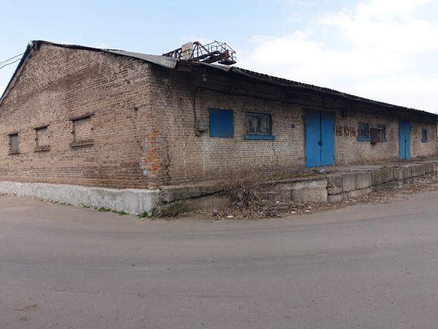 Аренда склада с рампой в р-не Автовокзала