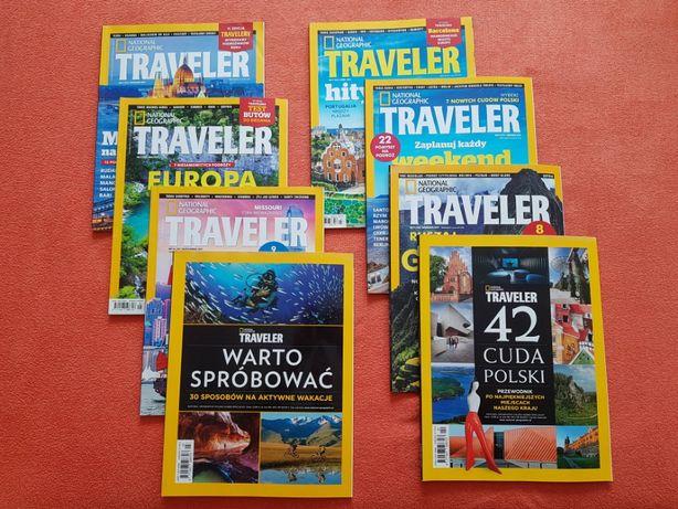 National Geographic, Traveler