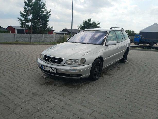 Opel Omega B FL 2.2 DTI hak 2001r przegląd ROK