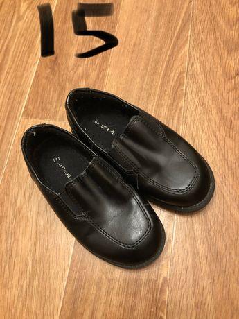 Фирменные туфли 15 см стелька