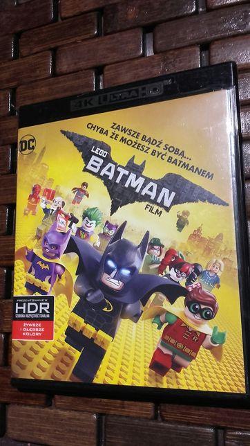 Lego Batman blu-ray 4k uhd.