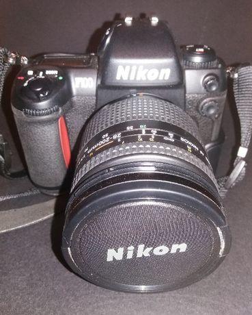 NIKON F 100 + NIKKOR 28-200mm+ SB 28 DX