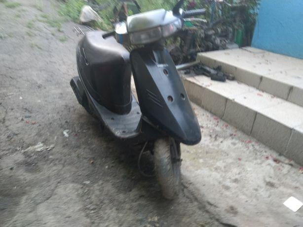Сузуки сепия скутер