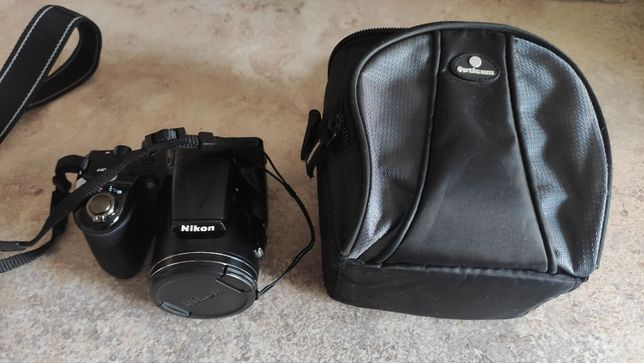 Aparat cyfrowy Nikon Coolpix L830 + pokrowiec