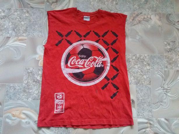 Винтажный коллекционный мерч Euro 96 Coca Cola 1996г М