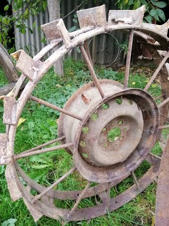 Продам металлические колеса