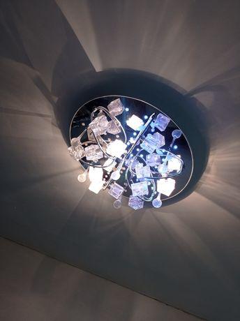 Люстра  светодиоды 12 шт
