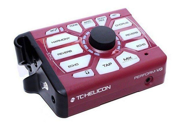 Вокальный процессор TC Helicon Perform VG (для гитаристов)
