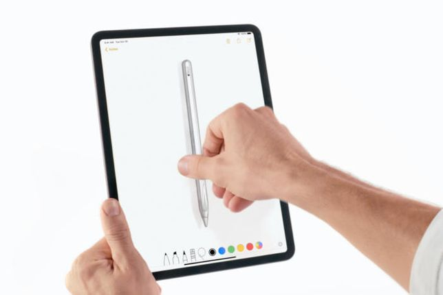"Apple Pencil 2 (MU8F2) for iPad Pro 11"", 12.9"" 2018-Магазин-Кредит"