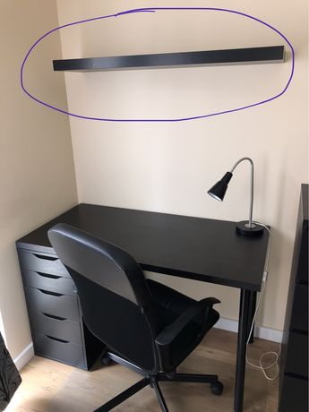 Półka IKEA lack