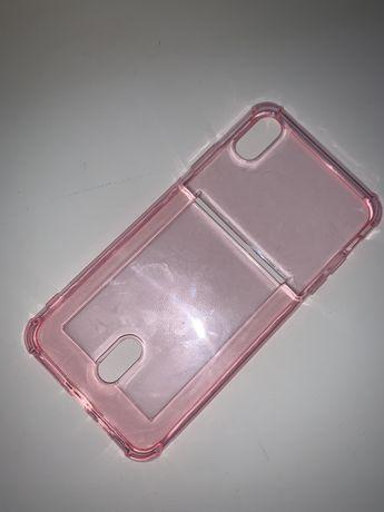 Чехол-кардхолдер для iPhone XS Max