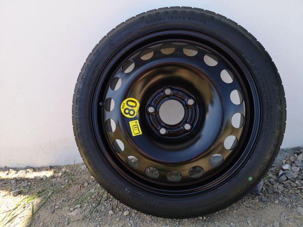 Koło dojazdowe Opel 5x110 R 16 ET 41 T115/70 16