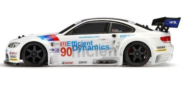 Автомобиль HPI Sprint 2 Sport BMW M3 GT2 4WD 1:10 EP 2.4GHz RTR