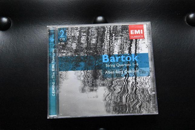 BARTOK - String Quartet 1-6