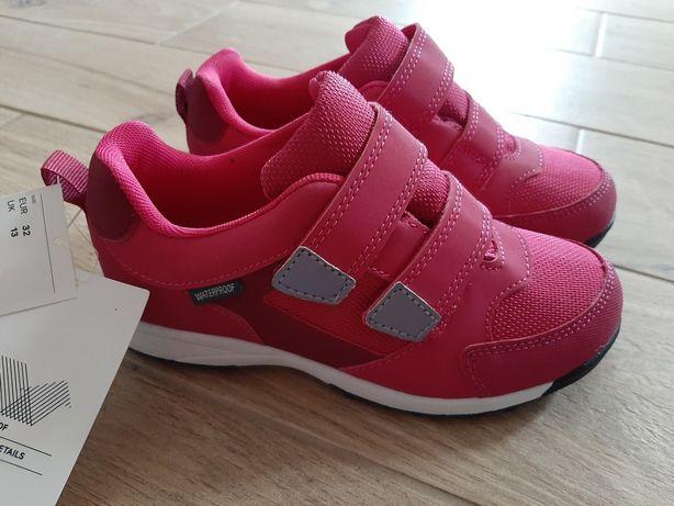 H&M wodoszczelne buty r. 32 nowe nienoszone. Długość wkładki 20,5 cm