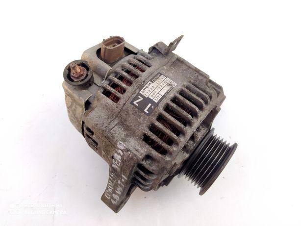 corolla E12 verso 01-05 1.8b alternator 27060/22100
