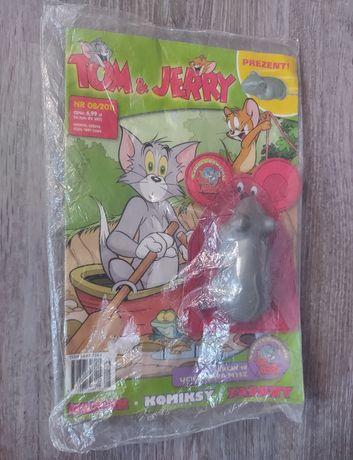 Tom & Jerry - Numer 8/2011 nowy komiks z dodatkiem.