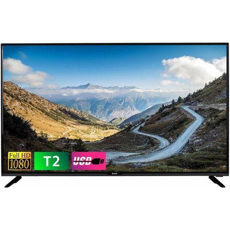 Телевизоры BRAVIS LED-43G5000+T2 (новые)