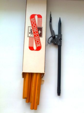 Карандаши KOOH-I-NOOR 1500 и др.