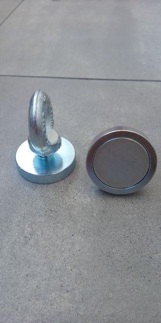 Uchwyt magnetyczny fi 40