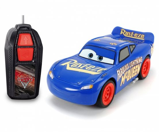 Disney Cars3 Fabulous Single Drive Carro RC NOVO