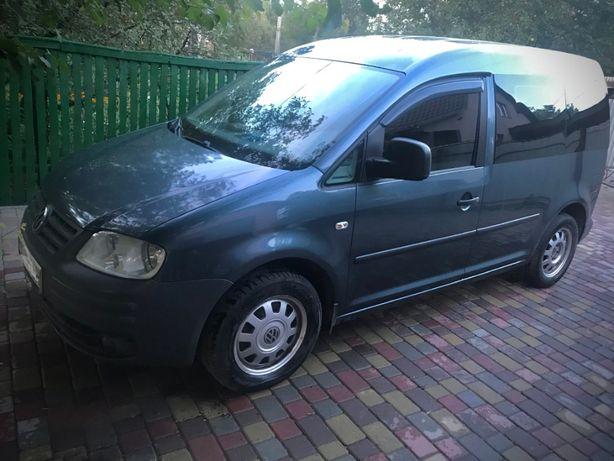 Продам Volkswagen Caddy пасс. 2009 г, 1.6 л, 298 тыс км пробег