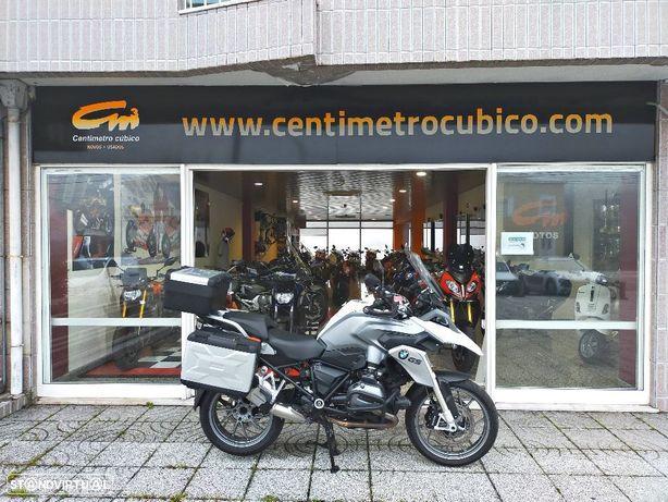 BMW R  1200 GS Alpine