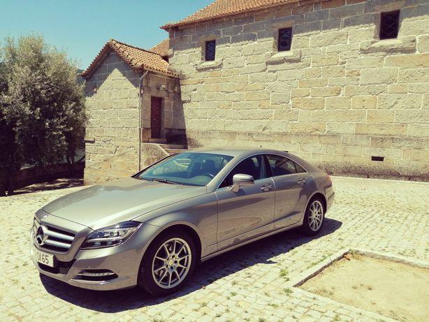 Aluguer Mercedes Luxo para Casamentos e eventos