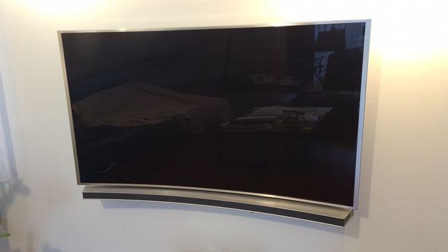 Telewizor samsung 65 cali + soundbar 350w