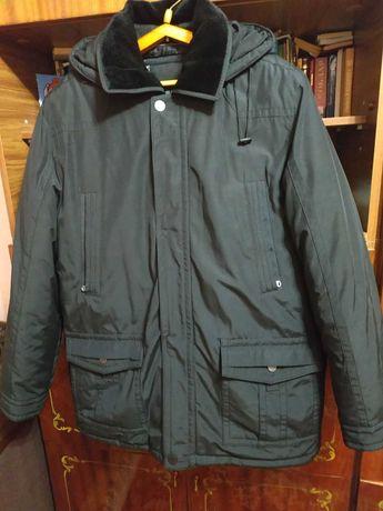 Куртка чоловіча зимова 54 р.