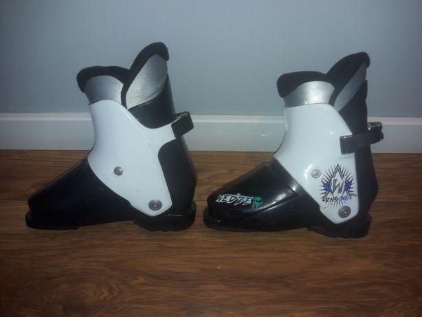 Buty narciarskie wkł. 21,5 cm. bdb. Wedze