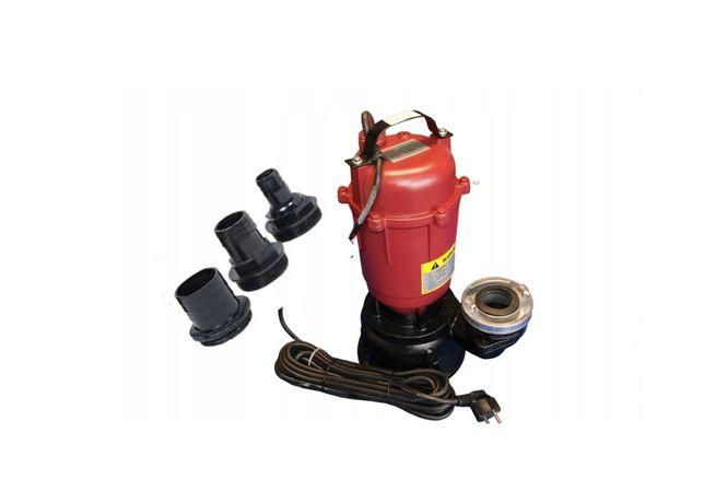 Pompa do szamba wody brudnej z rozdrabniaczem 3450W podlewania ścieków