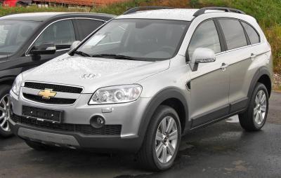 Разборка Chevrolet Captiva\Шевроле Каптива 3.2 С-100 (2006-2011)