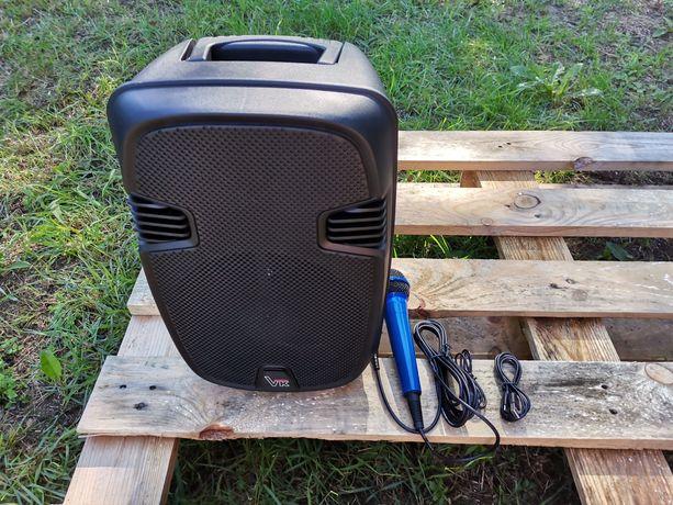 Głośnik Bluetooth z USB radio FM i mikrofonem