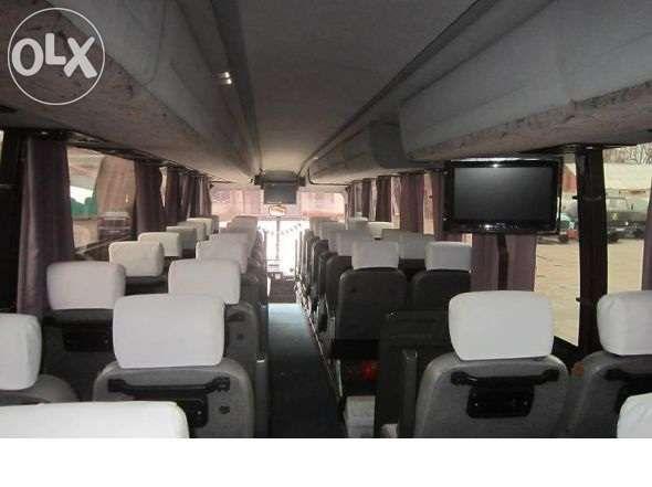 автобус междугородний