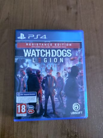 Watch Dogs Legion PS4/PS5 | Sprzedam lub zamienię