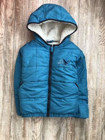 Курточка зимова lupilu