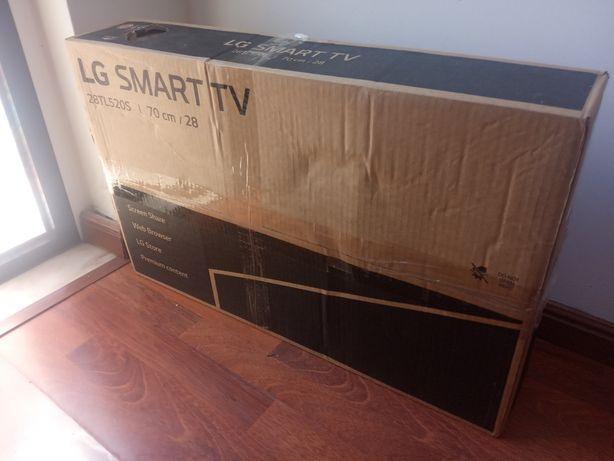 Tv LG Smart 70 cm/28