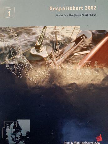 Morskie mapy żeglarskie Sosportskort
