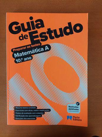 Guia de estudo Matemática A 10º ano